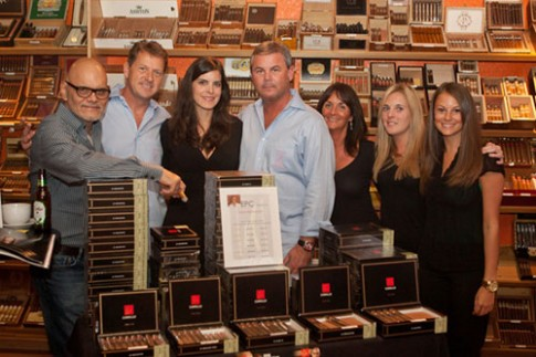 The Familz at Maduro Cigars Sarasota